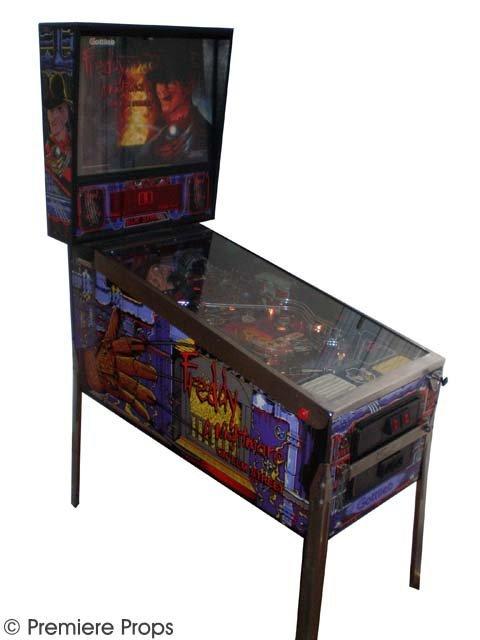 230: Freddy - Nightmare on Elm Street Pinball Machine