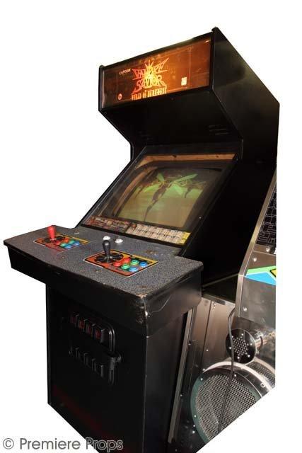 253: Vampire Savior/World of Darkness Arcade Game