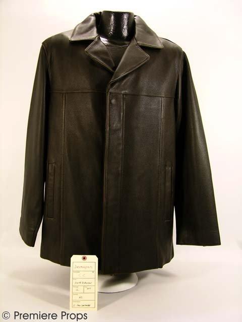 696: DREAMGIRLS - CC's (Keith Robinson) Leather Jacket