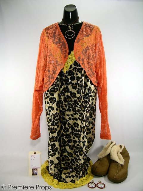 947: NORBIT - Rasputia's (Eddie Murphy) Lace Costume