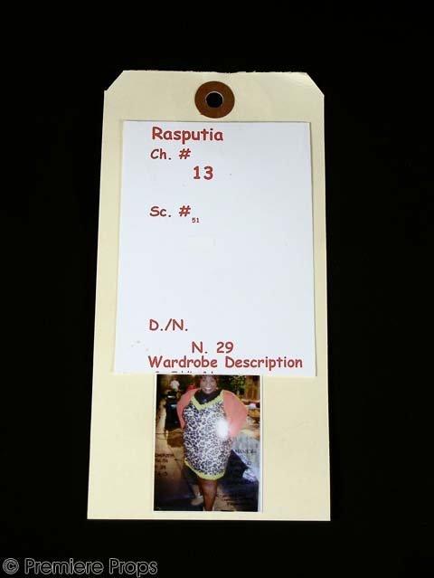 947: NORBIT - Rasputia's (Eddie Murphy) Lace Costume - 7