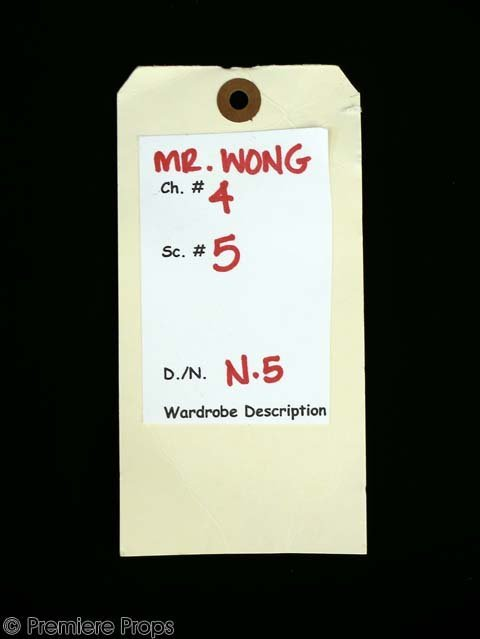 948: NORBIT - Mr. Wong's (Eddie Murphy) Hero Costume - 4