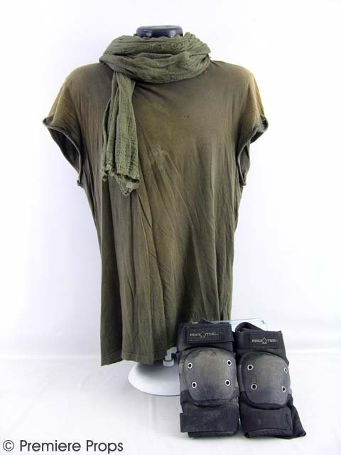 101:RESIDENT EVIL EXTINCTION Carlos(Oded Fehr) Costume