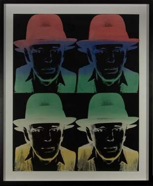 "Andy Warhol (Pittsburgh, 1928-Nueva York, 1987) ""Joseph"