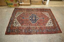 Semi antique Persian style rug