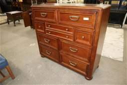 Stanley Furniture 10 drawer gentleman's chest
