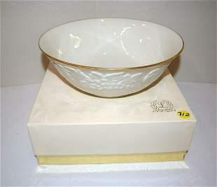 Lenox Fruits of life bowl