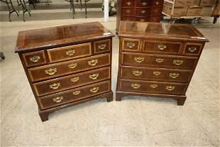 Pair of Henredon bachelor chests