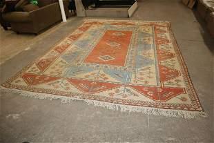 Large Turkish room size rug
