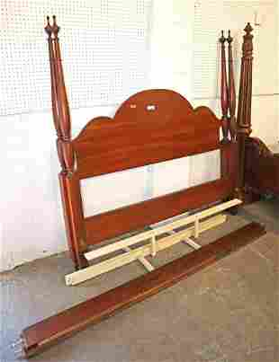 Ethan Allen full size bed with all parts