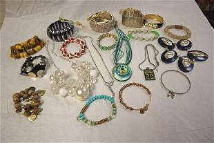 Lot of quality costume jewelry