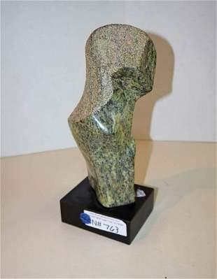 Modern art stone sculpture