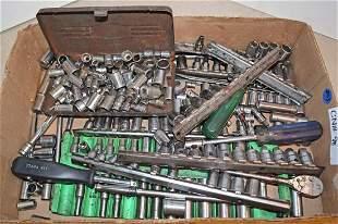 Lg misc. lot of sockets