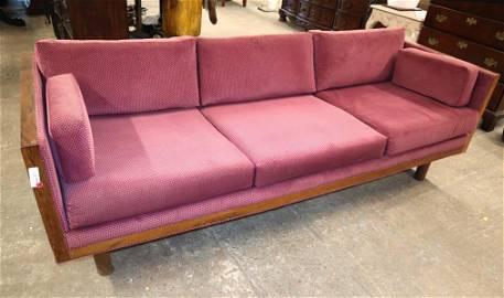 Awesome MCM Rosewood sofa