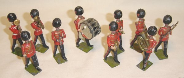 615: (10) Britains Coldstream Band