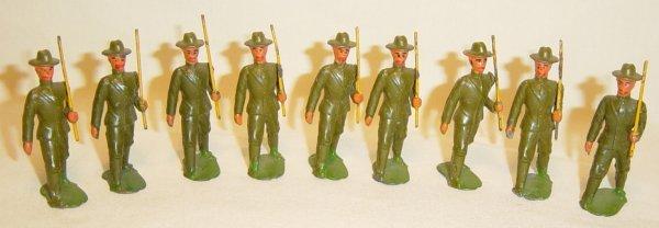677: (9) Pcs. American Boy Scouts