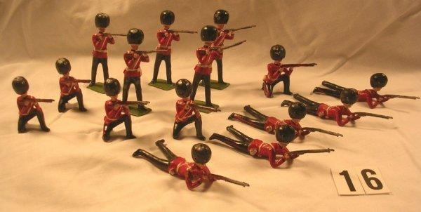 16: Britains Grenadier Guards Firing
