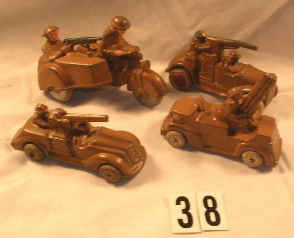 38: Dimestore Vehicle Lot