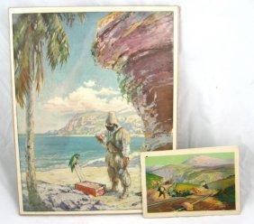 Vintage Jell-O Advertisement & Recipe Book