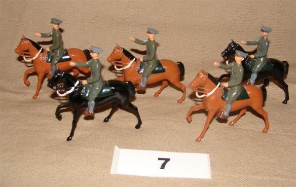 1007: Britains US Cavalry (5) Pcs.