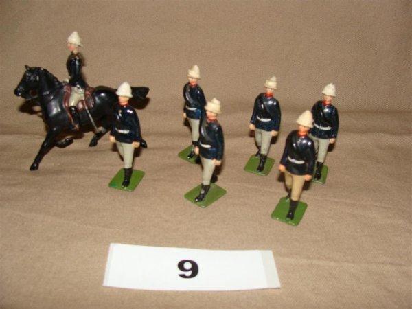 1009: Britains Mountain Gun Royal Artillery