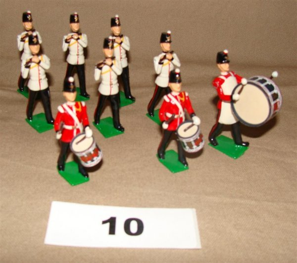 1010: Britains Fort Henry Guard Band