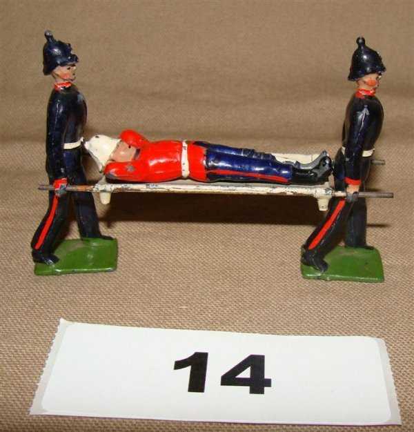 1014: Britains Royal Army Medical Corps Toy Soldiers