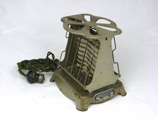 44: Early Westinghouse Electric Toaster