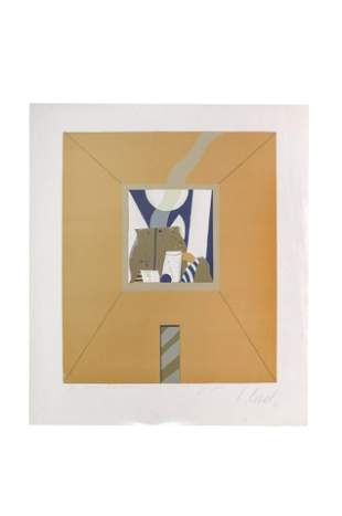 Karl Korab (1937) Austrian artist. Korab's works