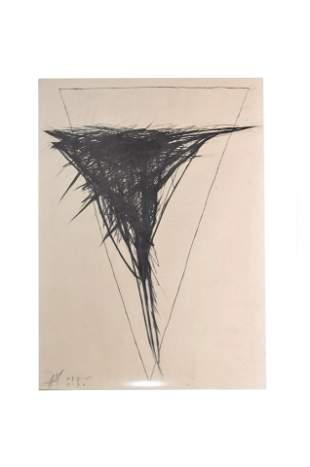 Johann Jascha (*1942), Austrian painter, draftsman,