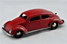 VW Beetle - Distler with clockwork, 50s
