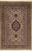Persian carpet Ghom cork wool