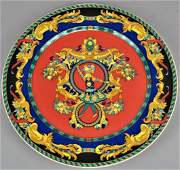 Versace plate from Rosenthal