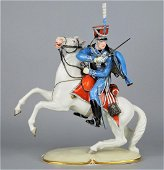 Nymphenburg Porcelain Manufactory: Officer of the 2nd