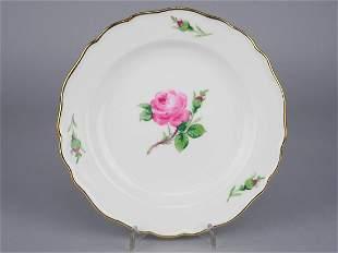 Plate Meissen