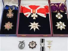 World War 2, Third Reich, Medals & Decorations Legacy: