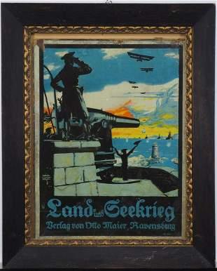 """Siegmund von Suchodolski (1875-1935): """"Land und"""