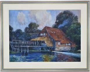 Heinrich Rüter (1877, Bergedorf near Hamburg - 1955,