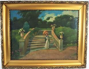 Painting NEOGRADY ANTAL: 1861-1942