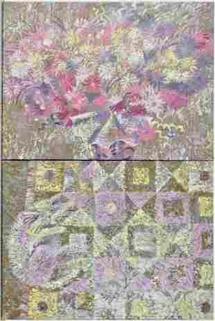 Margarita Smirnova (Ukraine) - set of paintings, 2