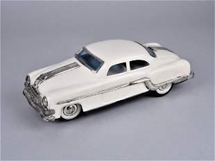 Tin car, 60s