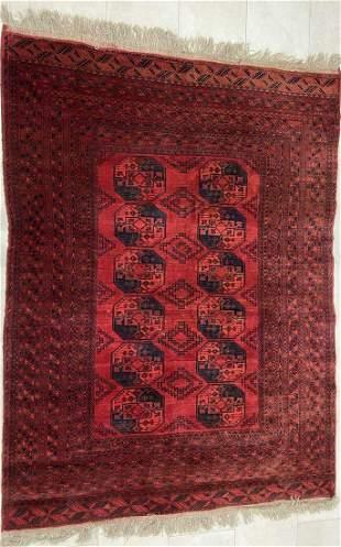 Large Persian nomadic carpet