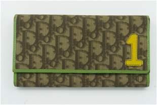 Christian Dior Mutlicolor Wallet