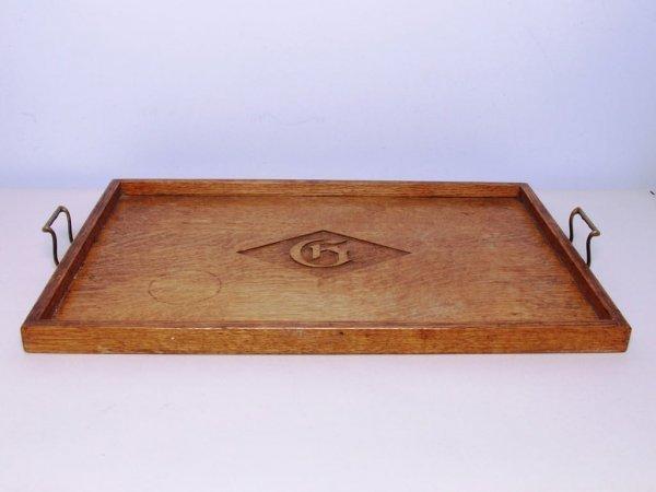 15: Edwardian Butlers Tray