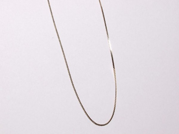 20: Estate Jewelry: 14K Yellow Gold Chain