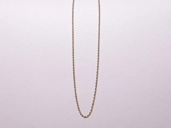 21: Estate Jewelry: 14K Yellow Gold Chain