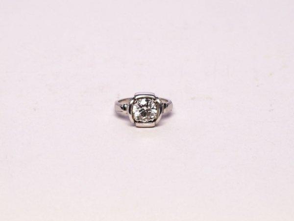 116: Estate Jewelry: Diamond Ring