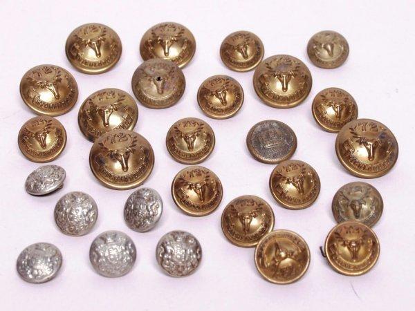 405: Militaria: Vintage Buttons