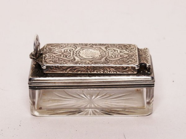 410: Sterling and Crystal Companion Case