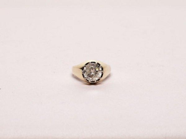 454: 3.00 Ct Estate Diamond Ring